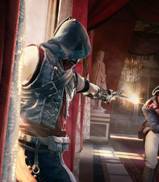Arno Dorian - The Assassin's Creed Picture for Nokia C1-01