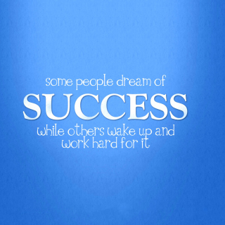 Success Quote - Fondos de pantalla gratis para iPad 3