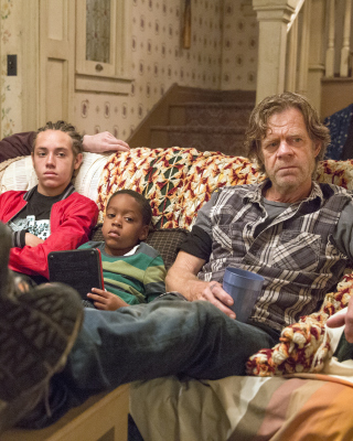 Free Shameless S06 Picture for iPhone 6 Plus