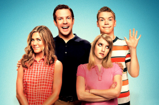 We are the Millers Background for Android, iPhone and iPad