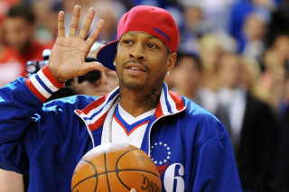 Free Allen Iverson NBA Picture for Android, iPhone and iPad
