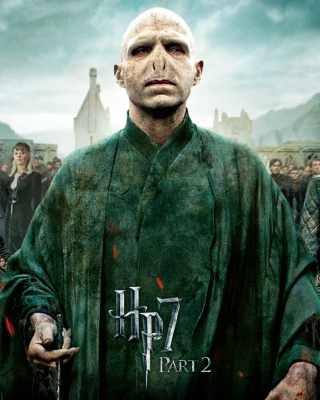 Harry Potter And The Deathly Hallows Part 2 - Obrázkek zdarma pro Nokia C2-01