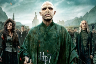 Harry Potter And The Deathly Hallows Part 2 - Fondos de pantalla gratis para HTC Wildfire