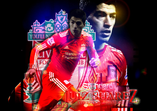 Luiz Suarez - Liverpool Wallpaper for Android, iPhone and iPad