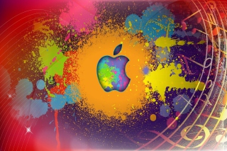Apple Logo Background for Widescreen Desktop PC 1920x1080 Full HD