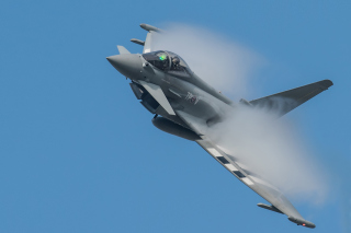 Eurofighter Typhoon Wallpaper for Android, iPhone and iPad
