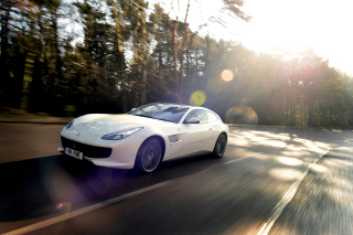 Ferrari GTC4Lusso Wallpaper for Android, iPhone and iPad