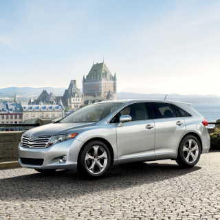 Toyota Venza Background for 208x208