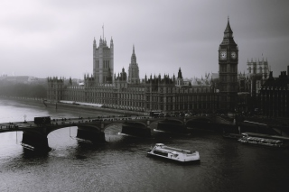 London Black And White sfondi gratuiti per cellulari Android, iPhone, iPad e desktop