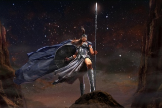 Athena Greek Mythology Goddess - Fondos de pantalla gratis