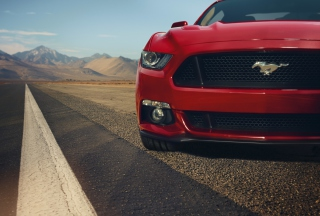 Kostenloses Ford Mustang GT Wallpaper für Android, iPhone und iPad