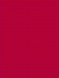 Red Pattern screenshot #1 240x320