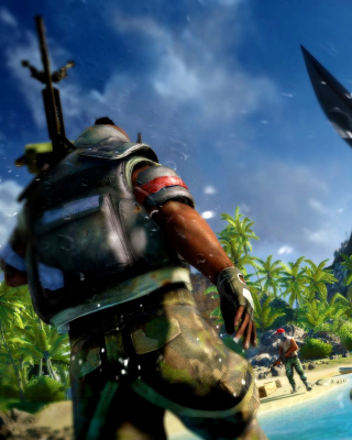 Far Cry 3 Picture for iPhone 6 Plus