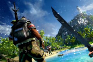 Far Cry 3 Background for Android, iPhone and iPad