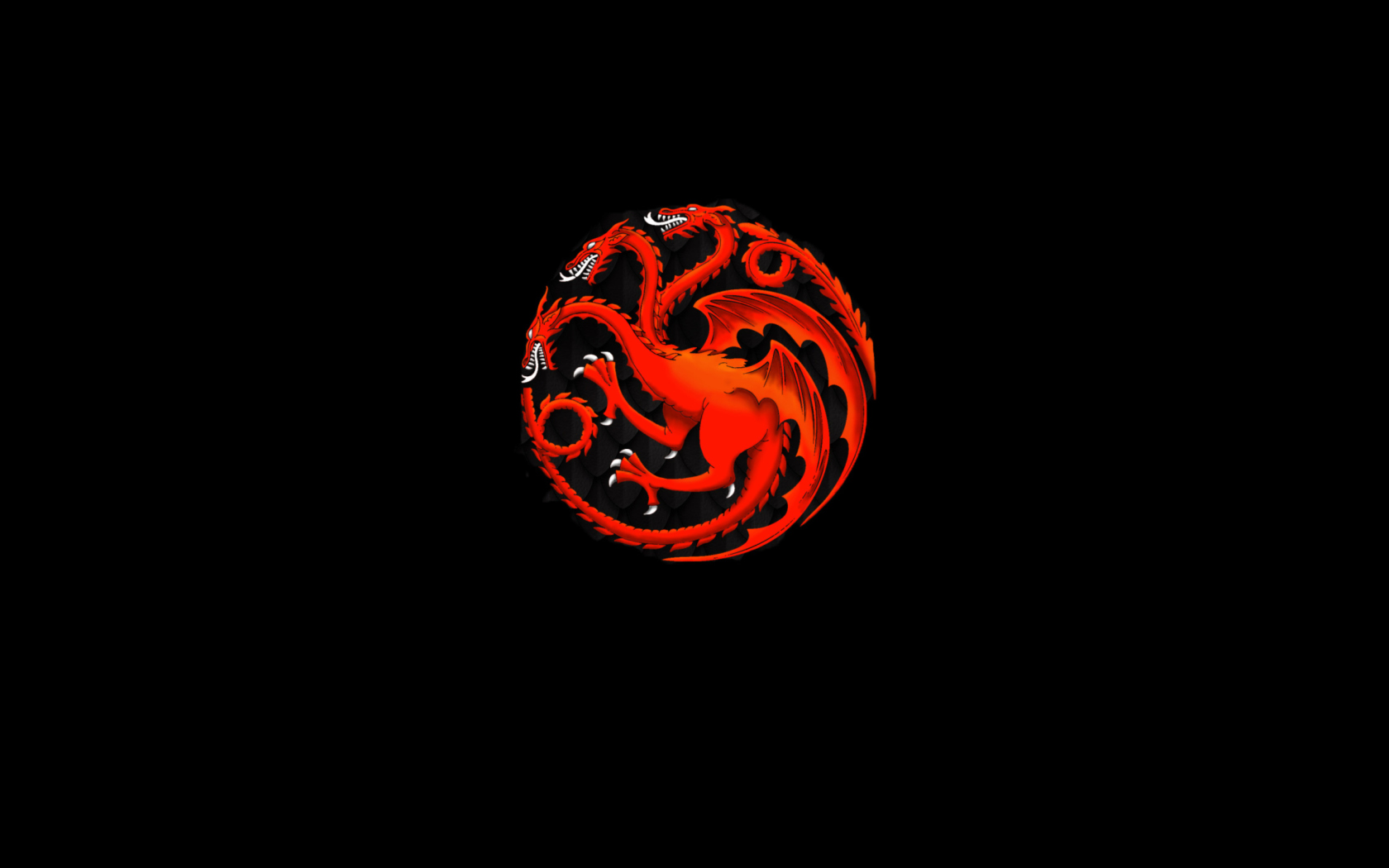 Screenshot №1 pro téma Fire And Blood Dragon 1680x1050