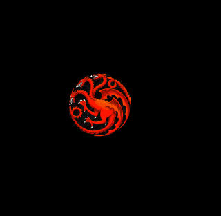 Fire And Blood Dragon - Obrázkek zdarma pro iPad mini 2
