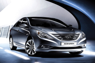Hyundai Sonata Background for HTC Wildfire