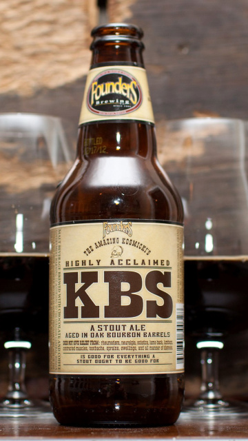 Screenshot №1 pro téma KBS Kentucky Breakfast Stout Stout Ale 360x640