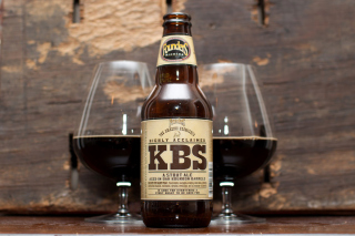 KBS Kentucky Breakfast Stout Stout Ale Background for Android, iPhone and iPad
