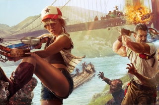 Dead Island 2 sfondi gratuiti per cellulari Android, iPhone, iPad e desktop