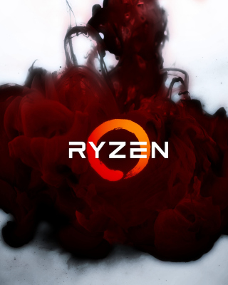AMD Ryzen Background for Nokia C7