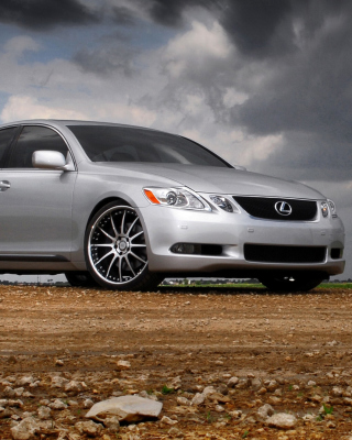 Lexus IS - Fondos de pantalla gratis para iPhone 3G