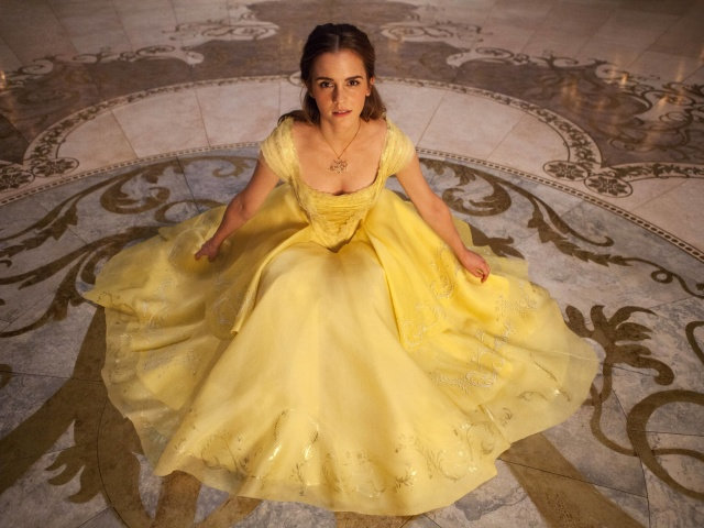 Emma Watson in Beauty and the Beast screenshot #1 640x480