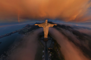 Symbol Of Rio De Janeiro Wallpaper for Android, iPhone and iPad
