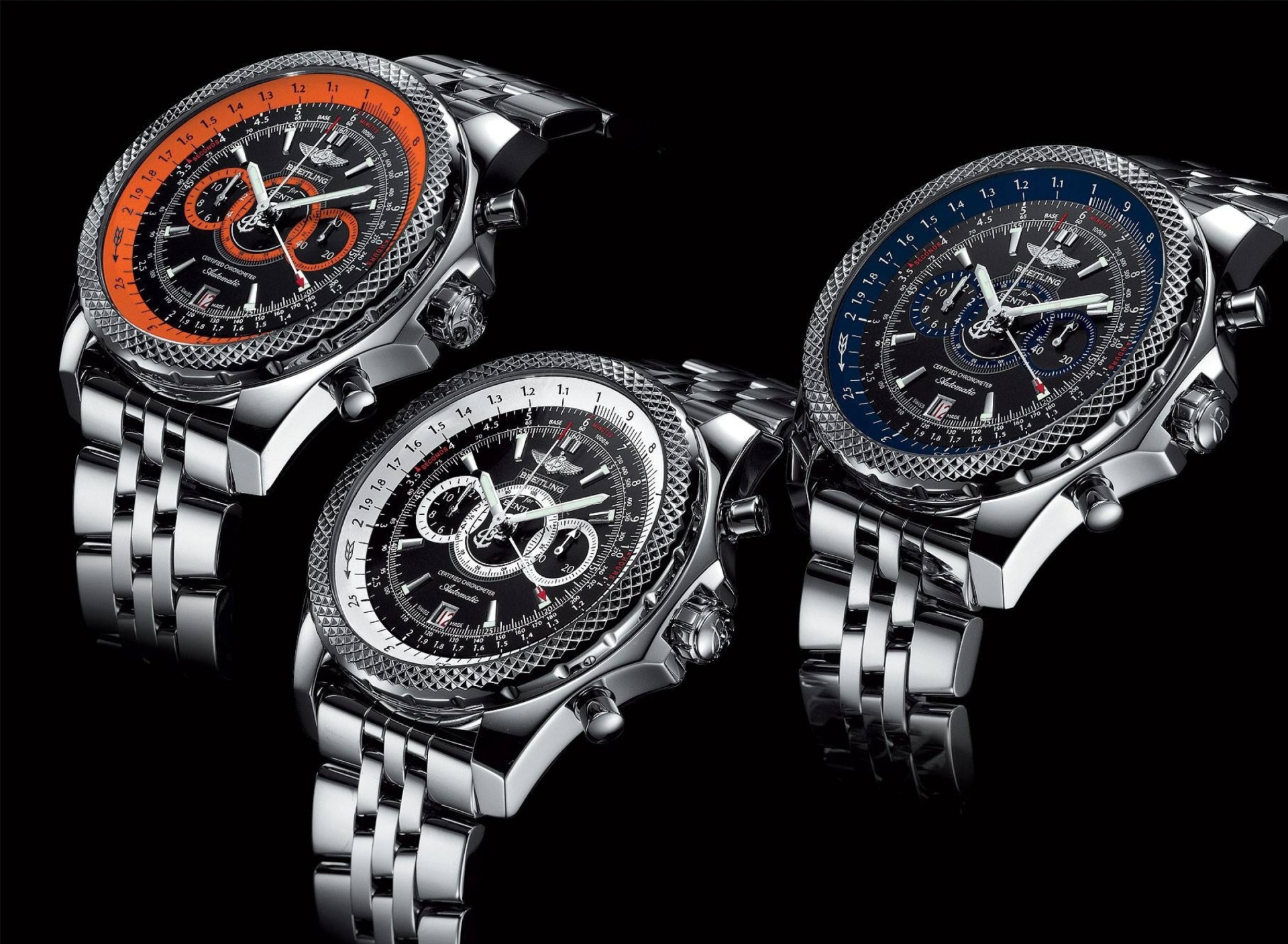 Screenshot №1 pro téma Breitling for Bentley Watches 1920x1408