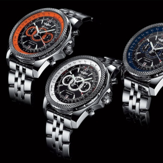 Breitling for Bentley Watches - Obrázkek zdarma pro iPad Air