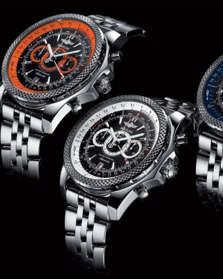 Breitling for Bentley Watches - Obrázkek zdarma pro iPhone 6 Plus