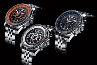 Breitling for Bentley Watches - Obrázkek zdarma pro Widescreen Desktop PC 1680x1050