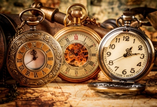 Time And Clocks Background for Android, iPhone and iPad