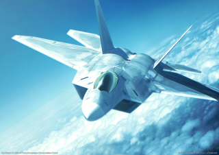 Ace Combat X: Skies of Deception Background for 1080x960