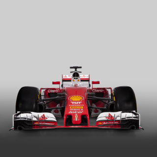 Free Ferrari Formula 1 Picture for iPad mini