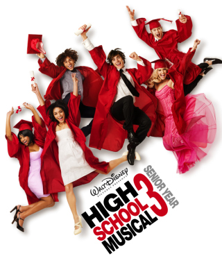 High School Musical 3: Senior Year Wallpaper for HTC Titan