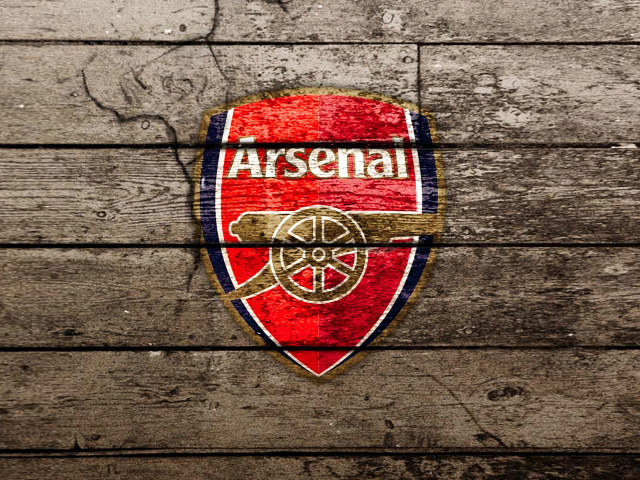 Screenshot №1 pro téma Wooden Arsenal Badge 640x480