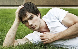 Free Ian Somerhalder Picture for Android, iPhone and iPad