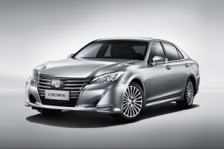 Toyota Crown 2015 Wallpaper for Android, iPhone and iPad