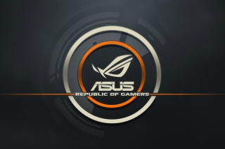 Asus Logo Background for Desktop 1280x720 HDTV