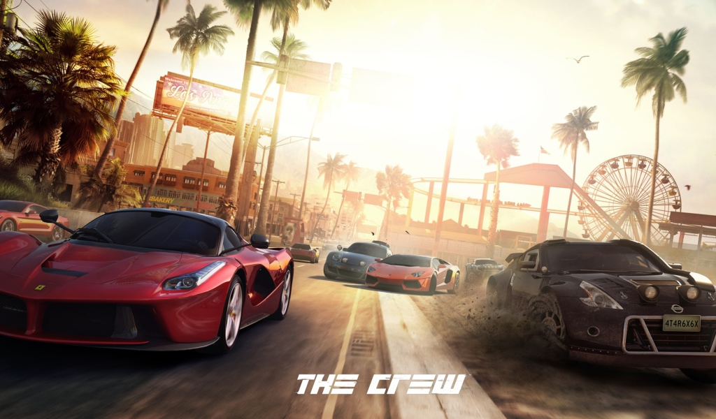 Screenshot №1 pro téma The Crew 1024x600