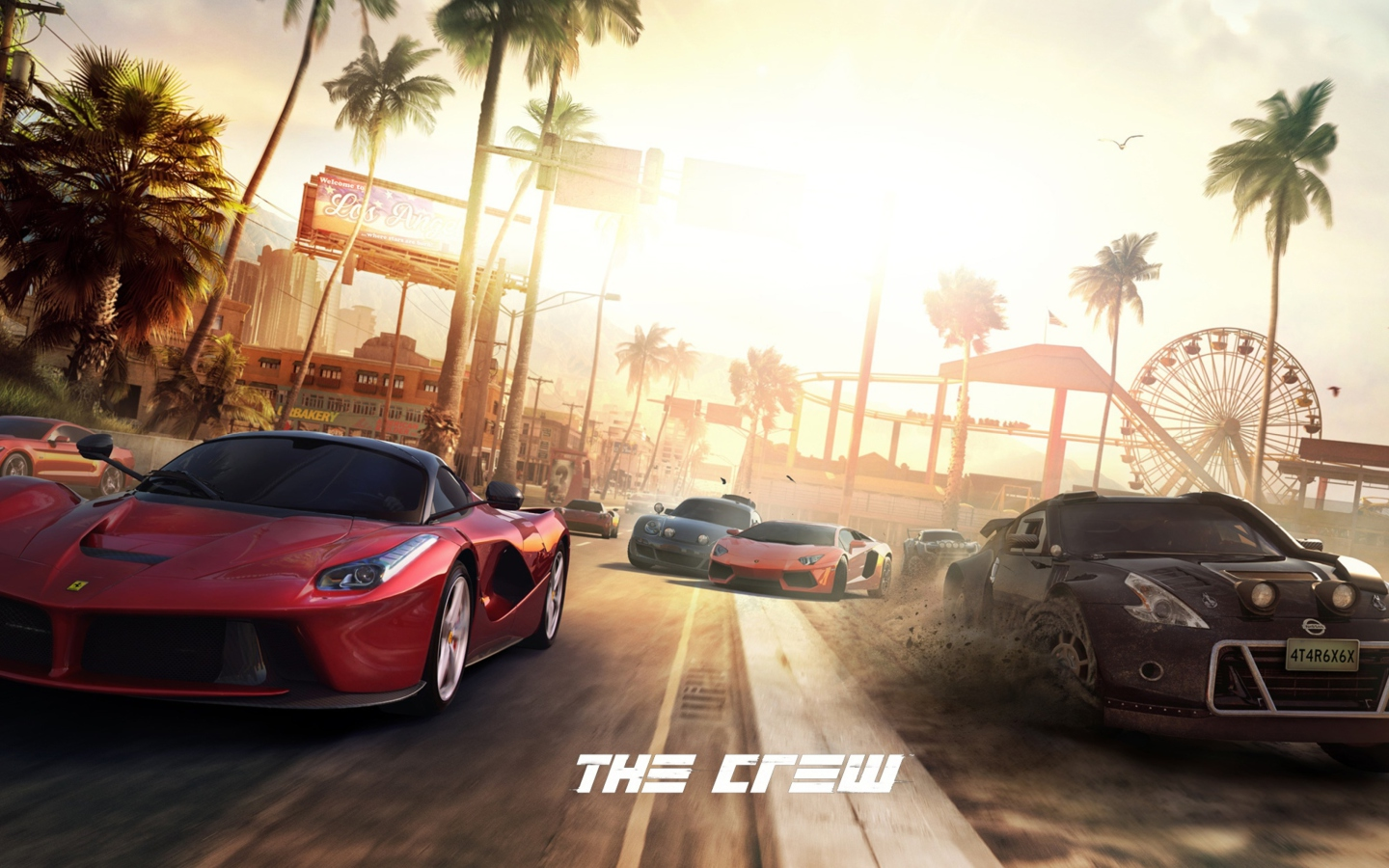 Screenshot №1 pro téma The Crew 1440x900