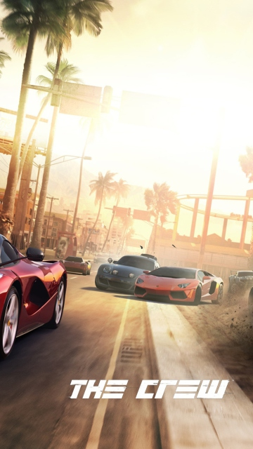 Screenshot №1 pro téma The Crew 360x640