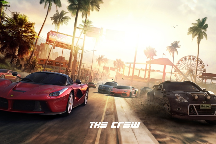 Screenshot №1 pro téma The Crew
