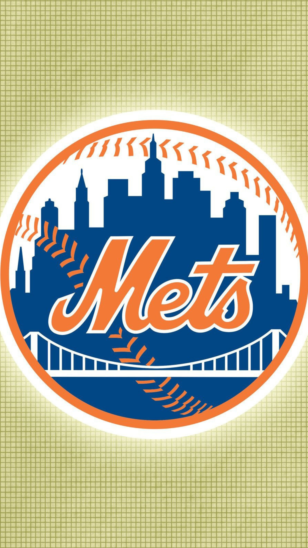 Screenshot №1 pro téma New York Mets in Major League Baseball 1080x1920