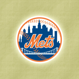 New York Mets in Major League Baseball - Obrázkek zdarma pro iPad