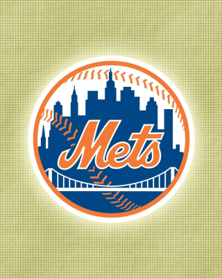New York Mets in Major League Baseball - Obrázkek zdarma pro Nokia Asha 308