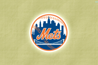 New York Mets in Major League Baseball - Obrázkek zdarma pro Samsung Galaxy S6