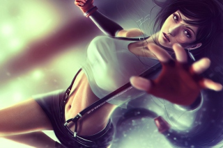 Tifa Lockhart Wallpaper for Android, iPhone and iPad