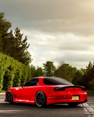 Mazda RX-7 Picture for HTC Titan